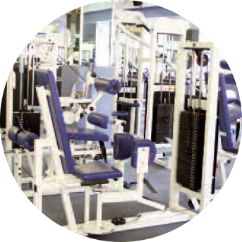 humidity control solutions for gyms