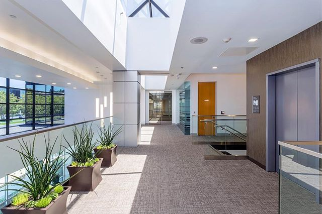 2nd floor office space.