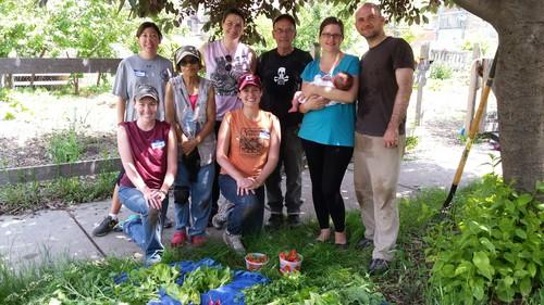 PreSERVE Garden Volunteers