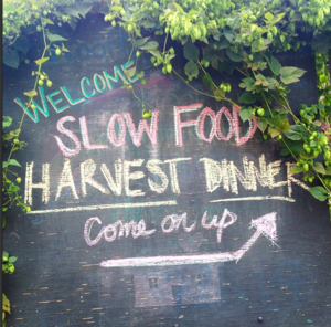 Uncommon Ground Hosts Slow Food Chicago's Vegetarian Harvest Dinner on August 26th.
