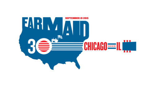 It's the big 3-oh. Farm Aid's 30th Anniversary is this weekend - Saturday, September 19th in Chicago.
