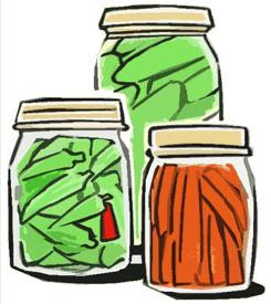 Join us at Kendall College Chicago for a Pickling and Canning Class on Sun, Sept 27th.