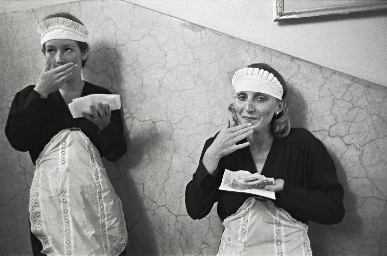Chambermaids, Prague