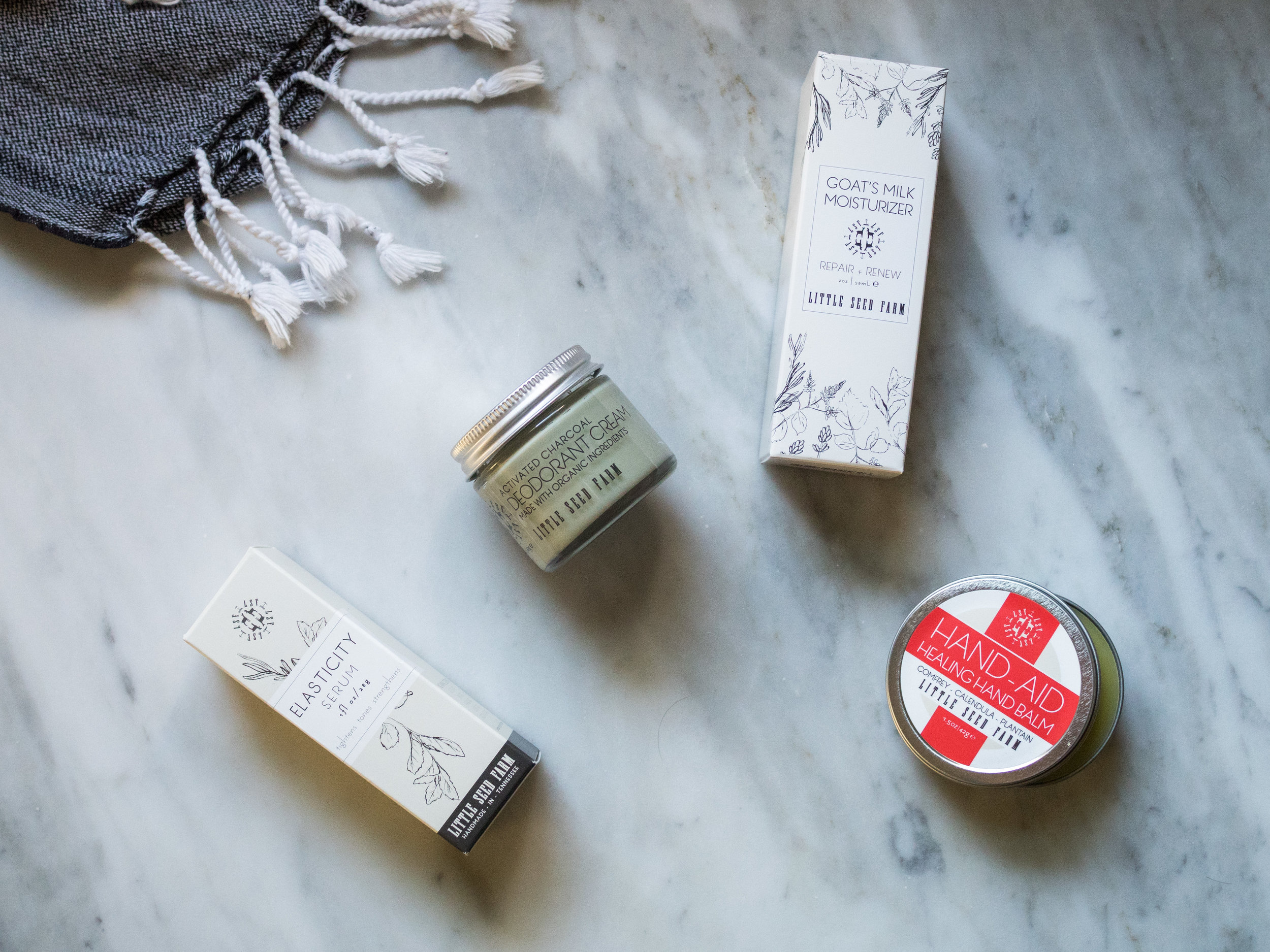 Little Seed Farm - Photography, Styling, Brand Collaboration