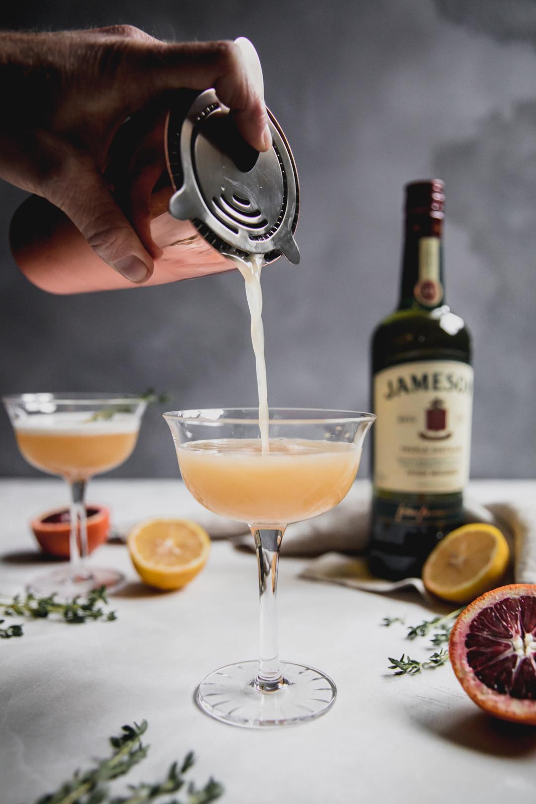 Jameson Irish Whisky - Recipe Development + Brand Collaboration