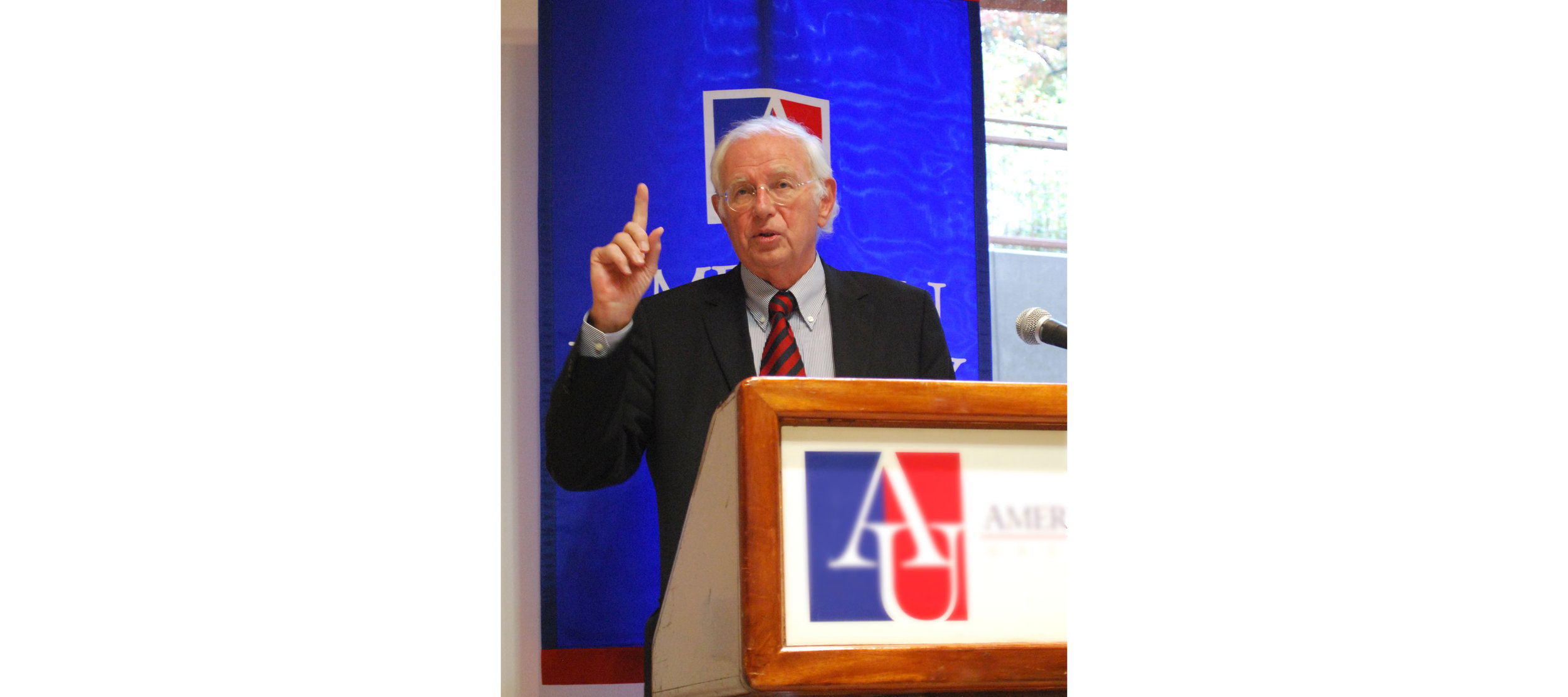 Diplomat & Former German Ambassador to the U.S. Dr. Klaus Scharioth