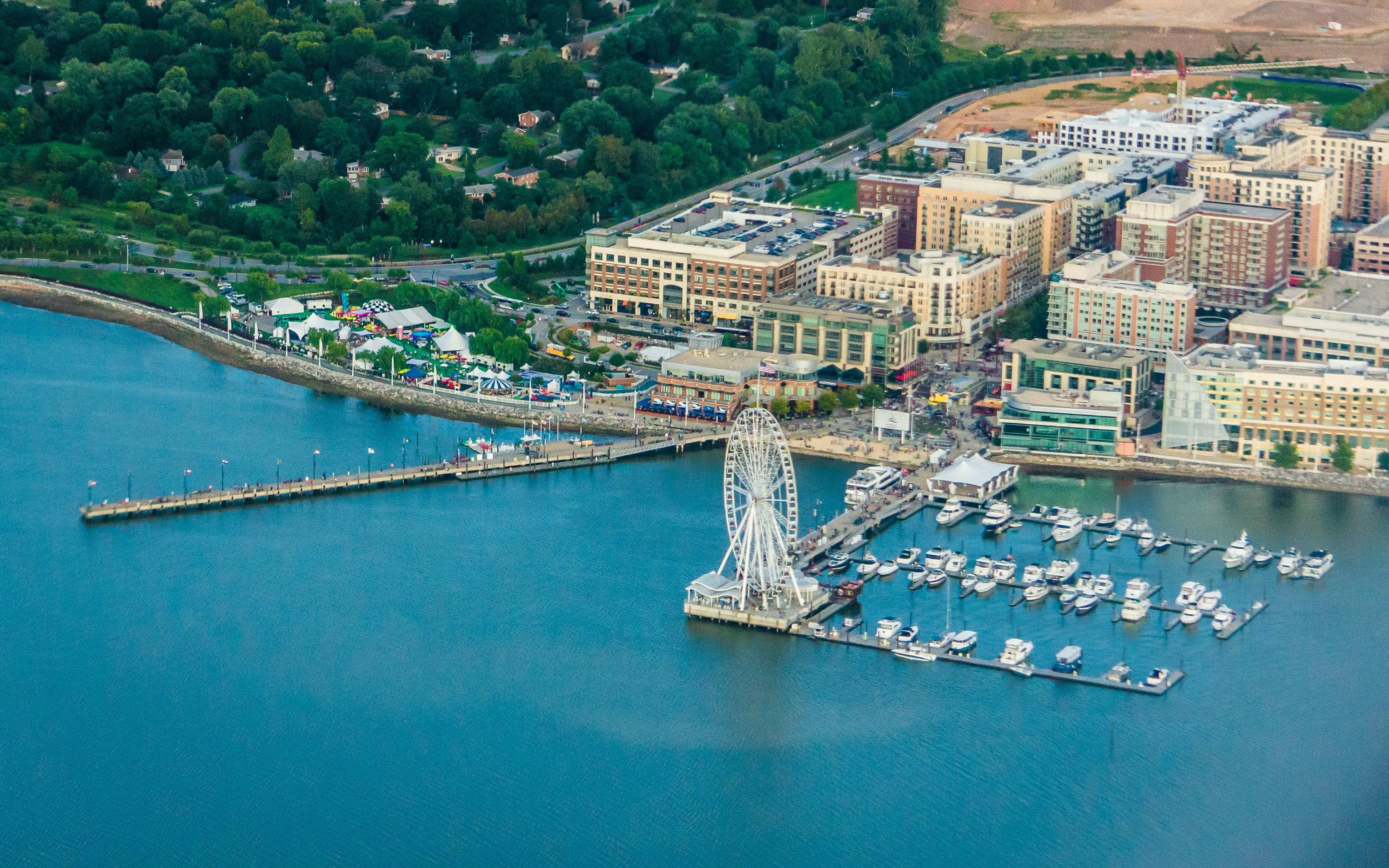 DC - National Harbor Aerial - 002.jpg