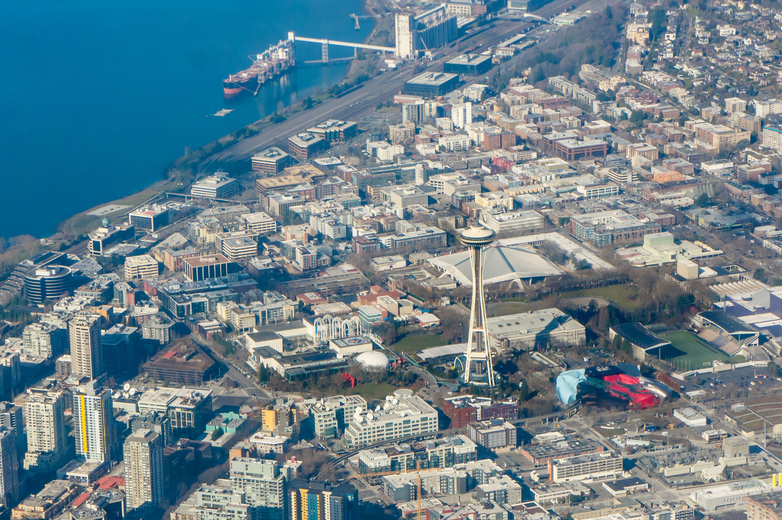 Seattle - Space Needle aerial.jpg