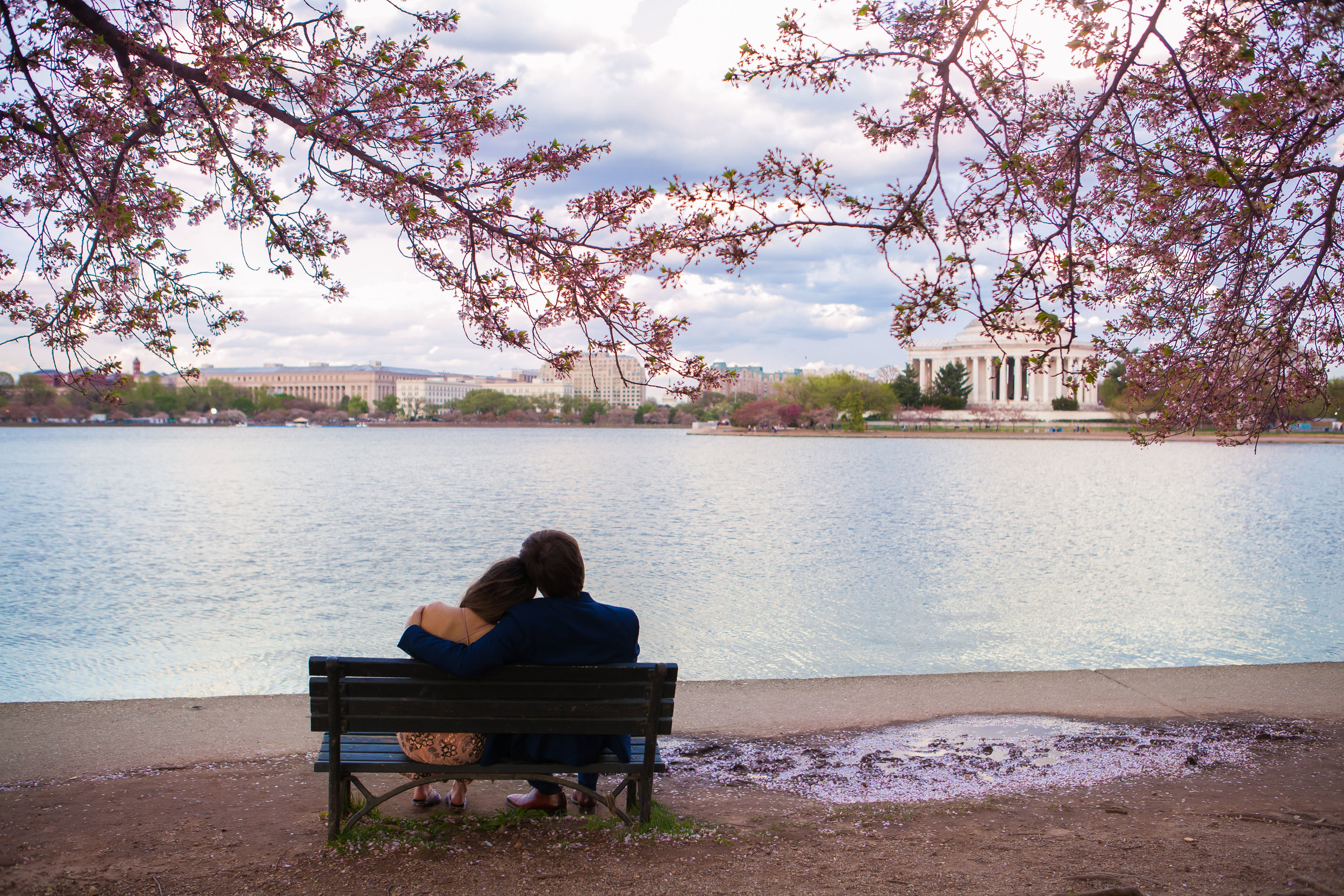 Hannah & Joe Cherry Blossom Engagement - 008.jpg