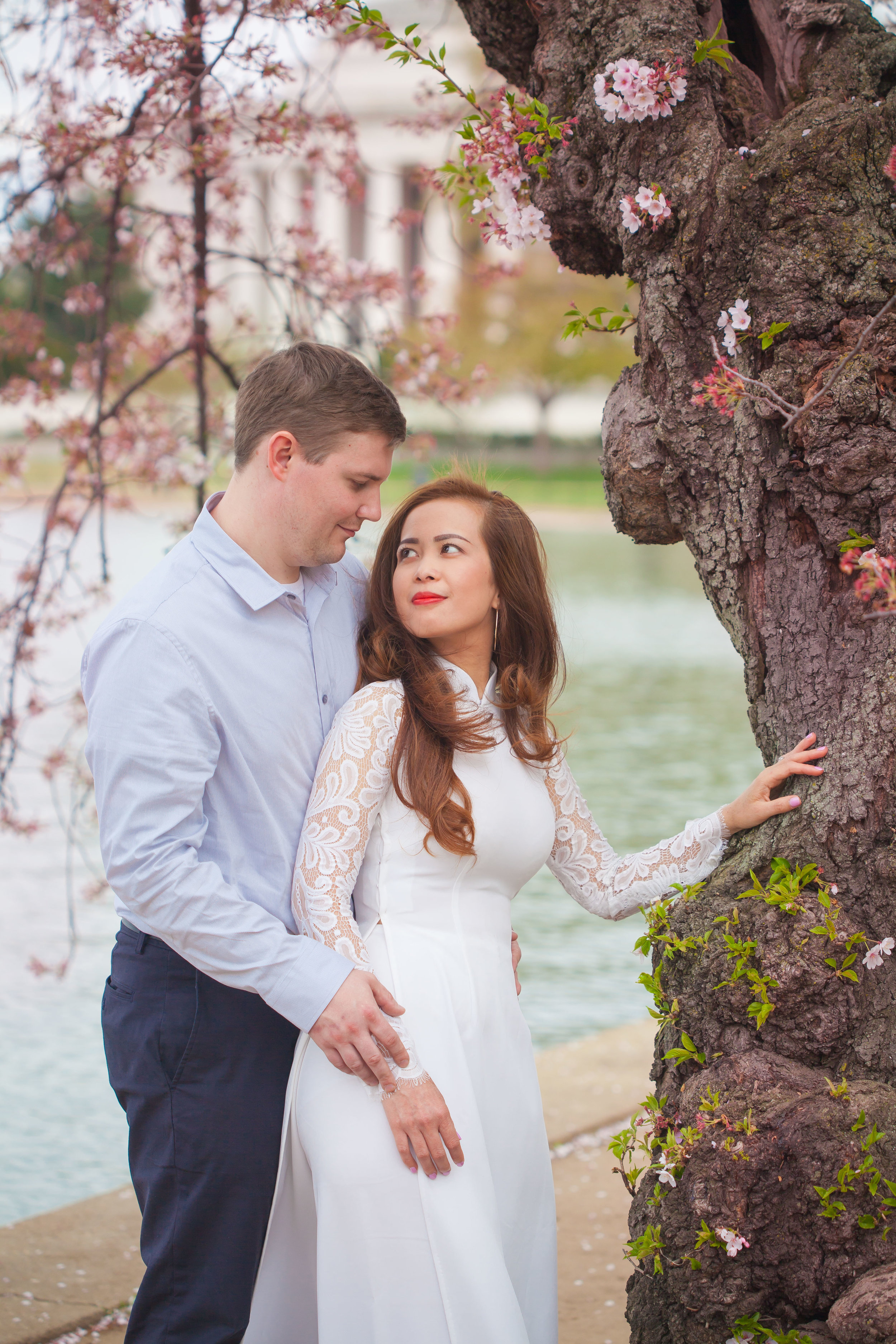 Steve & Ruby Cherry Blossom Portraits - 006.jpg