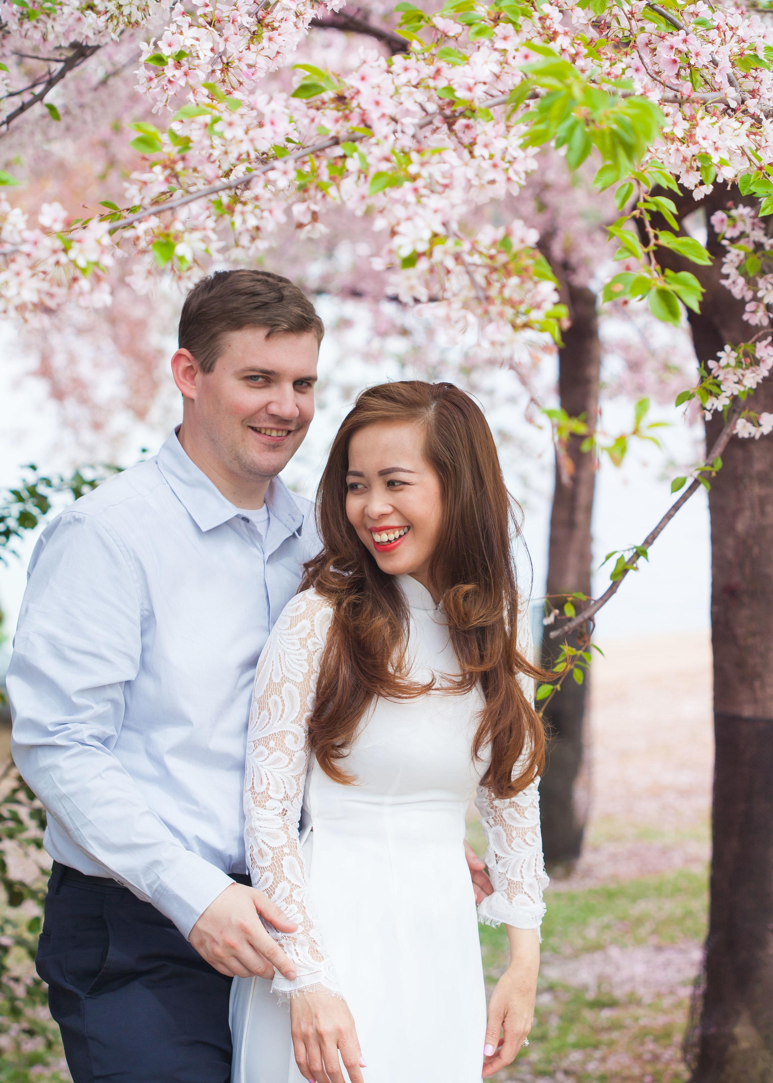 Steve & Ruby Cherry Blossom Portraits - 007.jpg