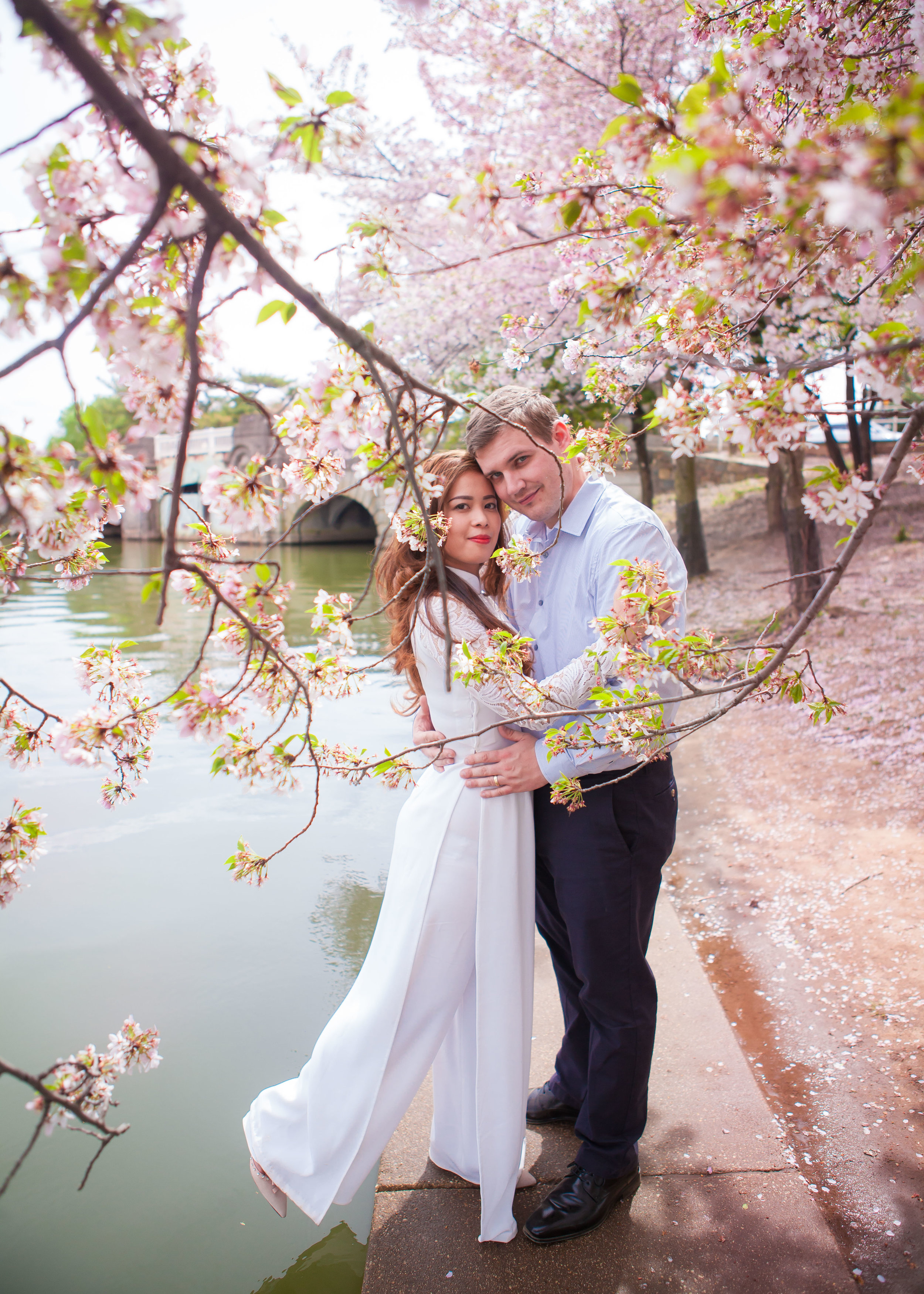 Steve & Ruby Cherry Blossom Portraits - 010.jpg