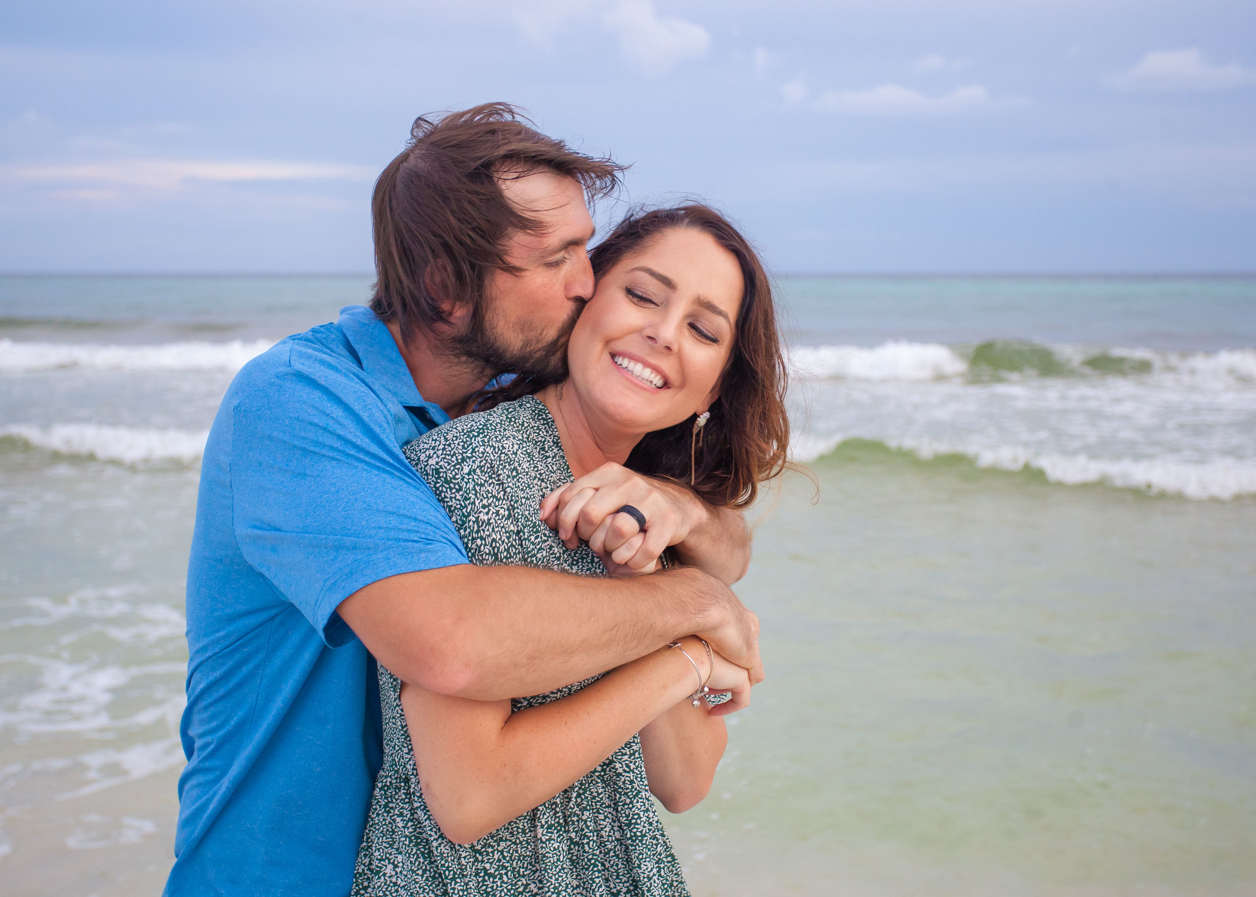 Pensacola & Seaside Beach Couples Portraits