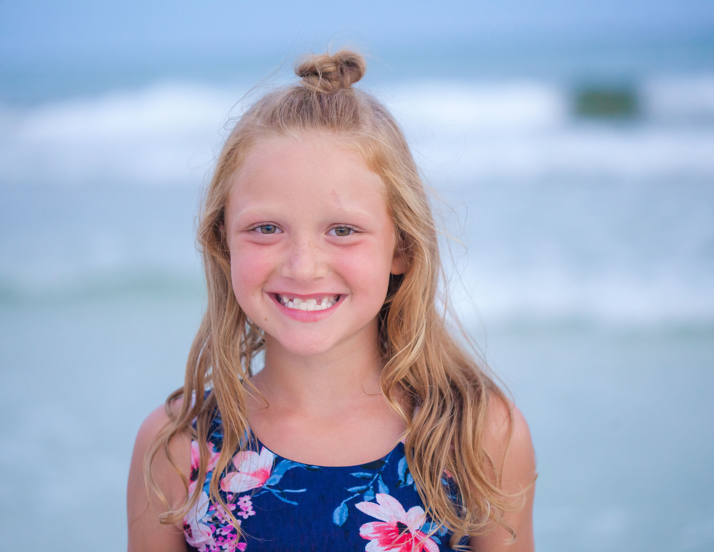 Seaside FL Beach Family Photography