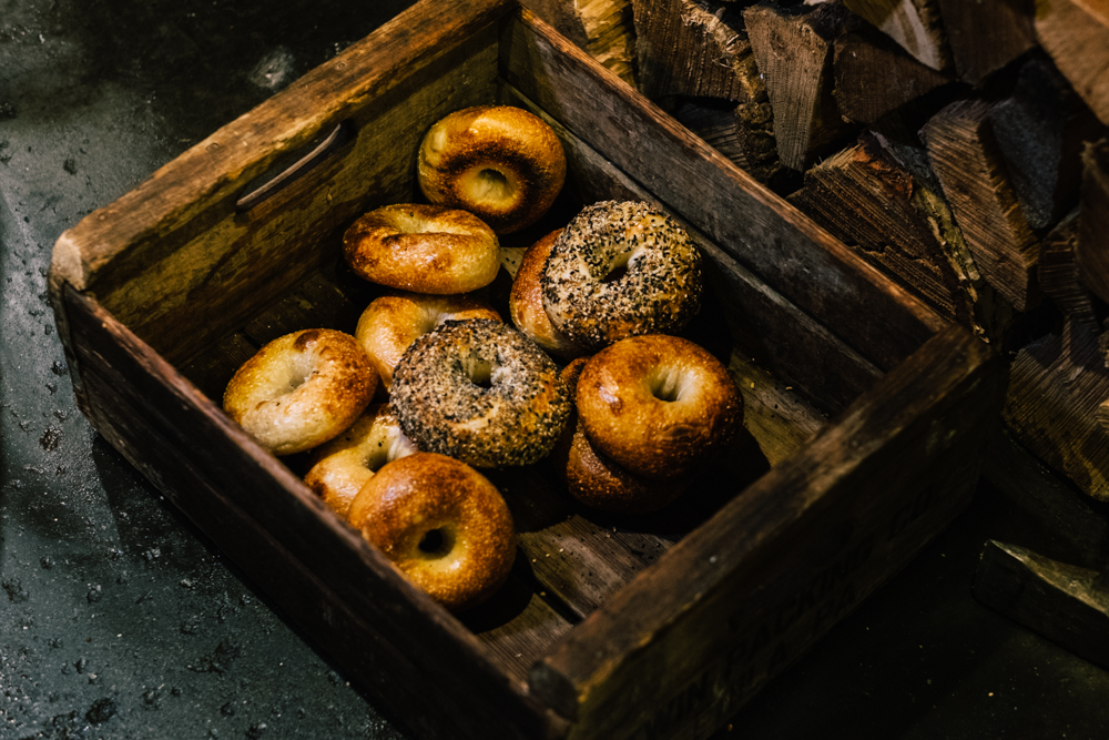 Though a bit biased... we don't think there's a better bagel anywhere. -