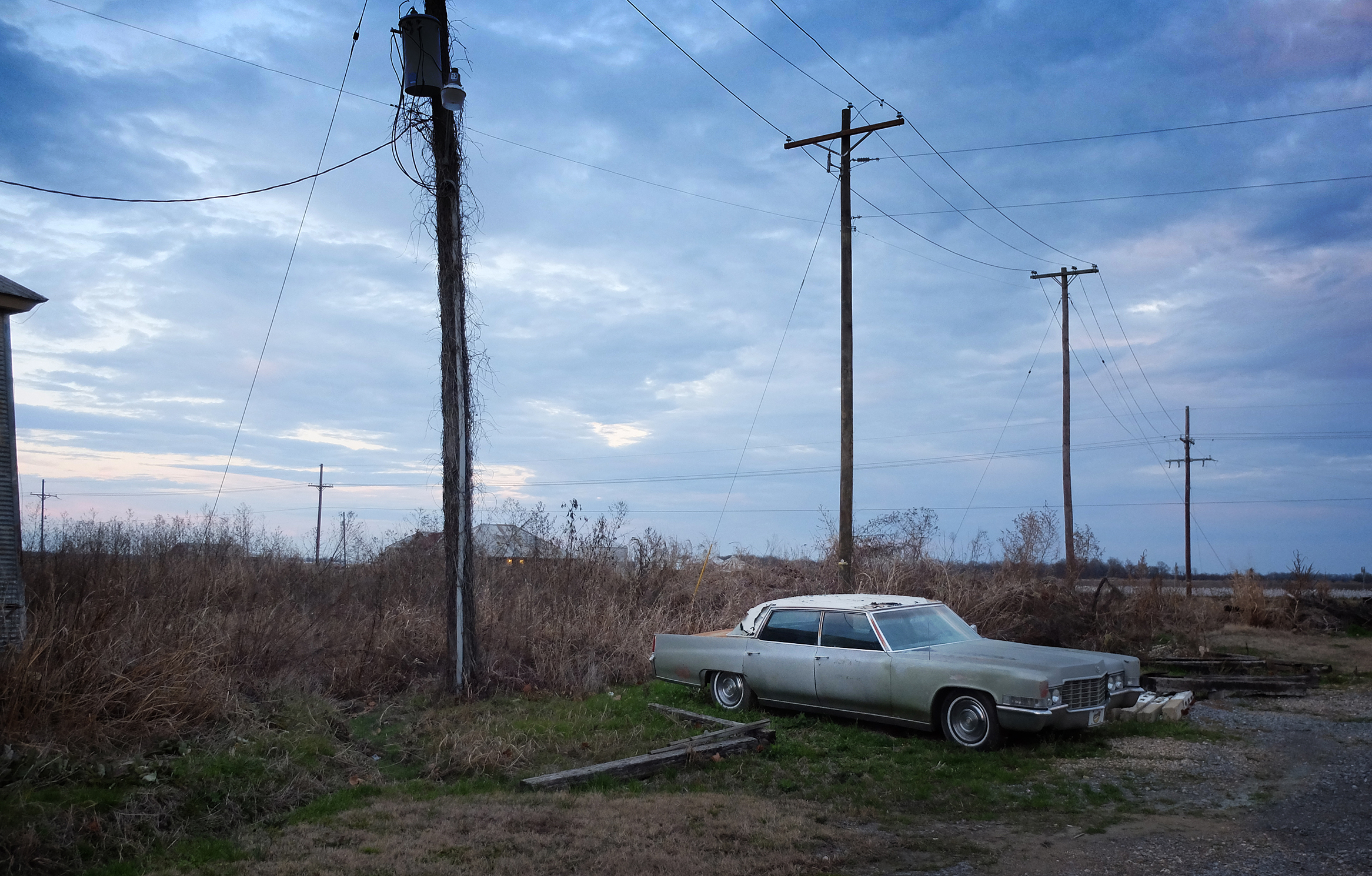 Untitled  (Car) Mississippi USA 2014
