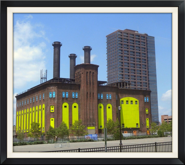 Jersey City Powerplant