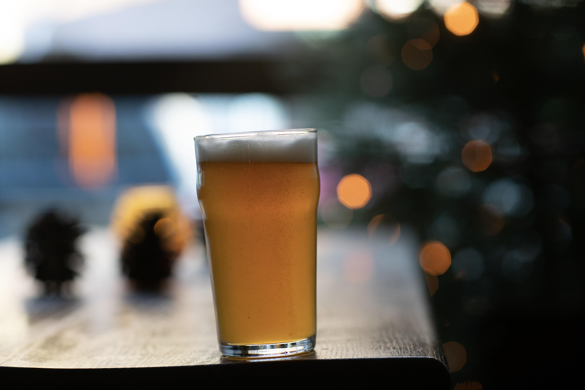 picture of a beer pint