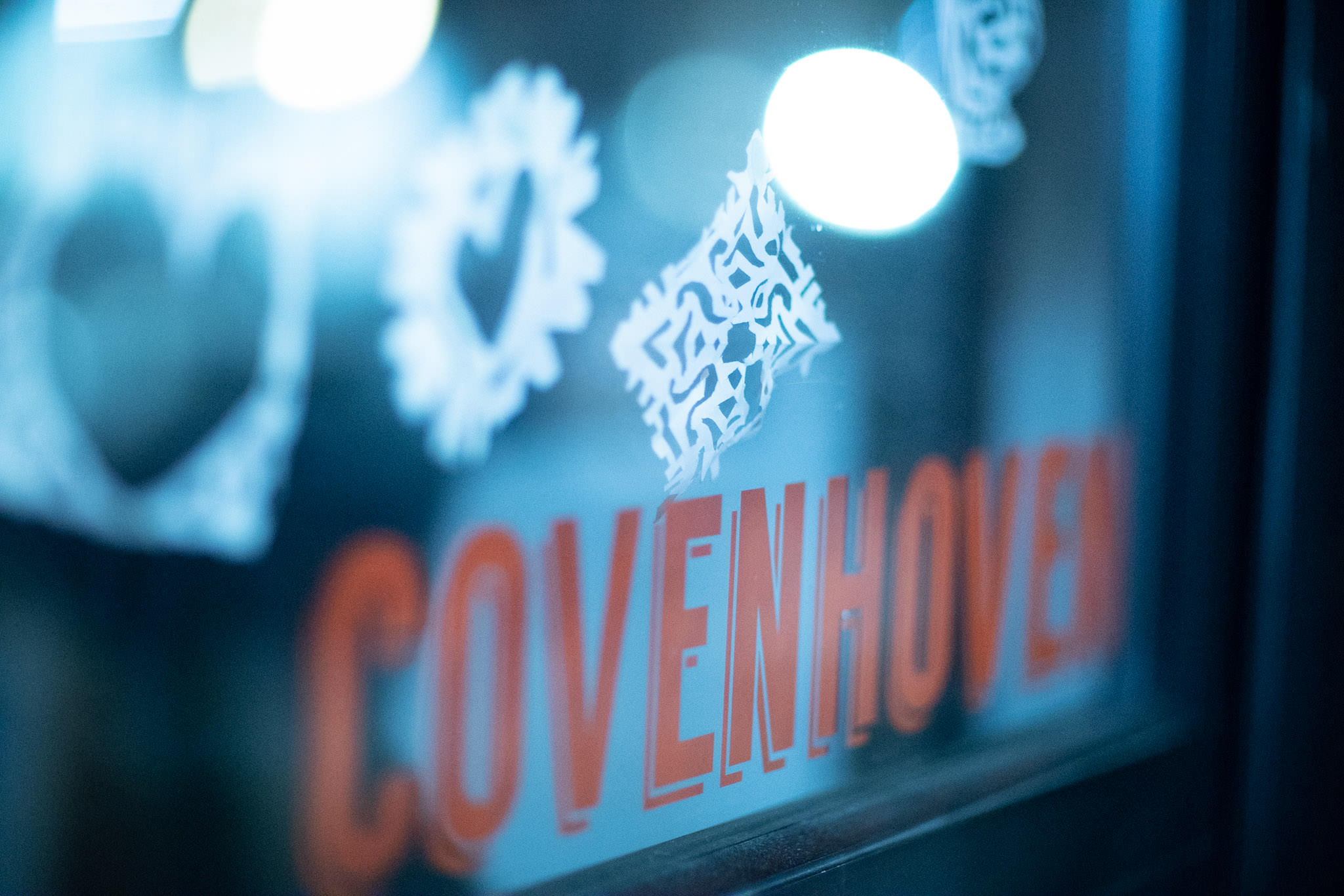 winter at covenhoven