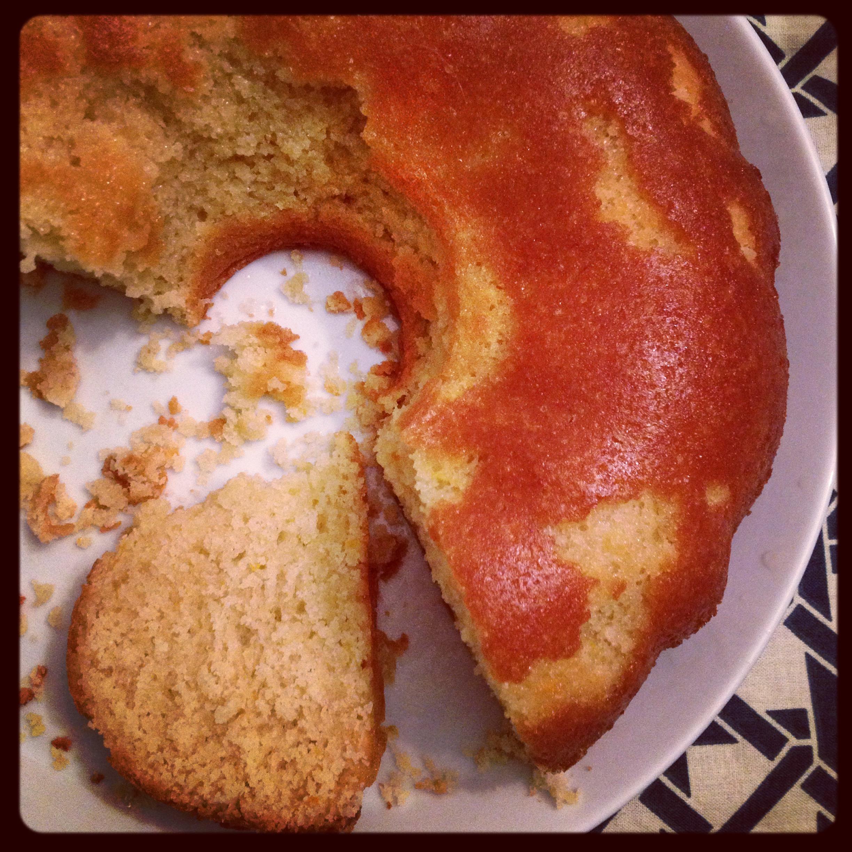 limoncello pound bundt cake