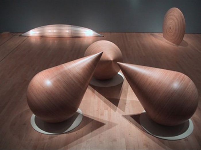Installation at San Francisco Museum of Modern Art. 2001.