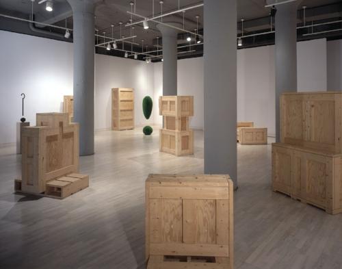 Richard Artschwager. Locks Gallery, 1999.