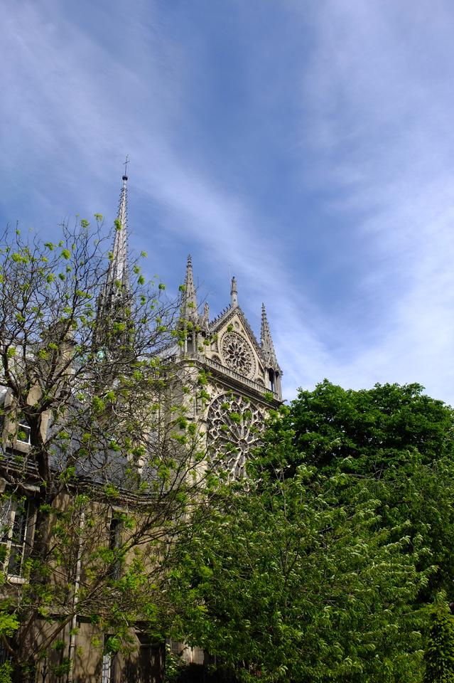 Notre Dame, Paris, 2015