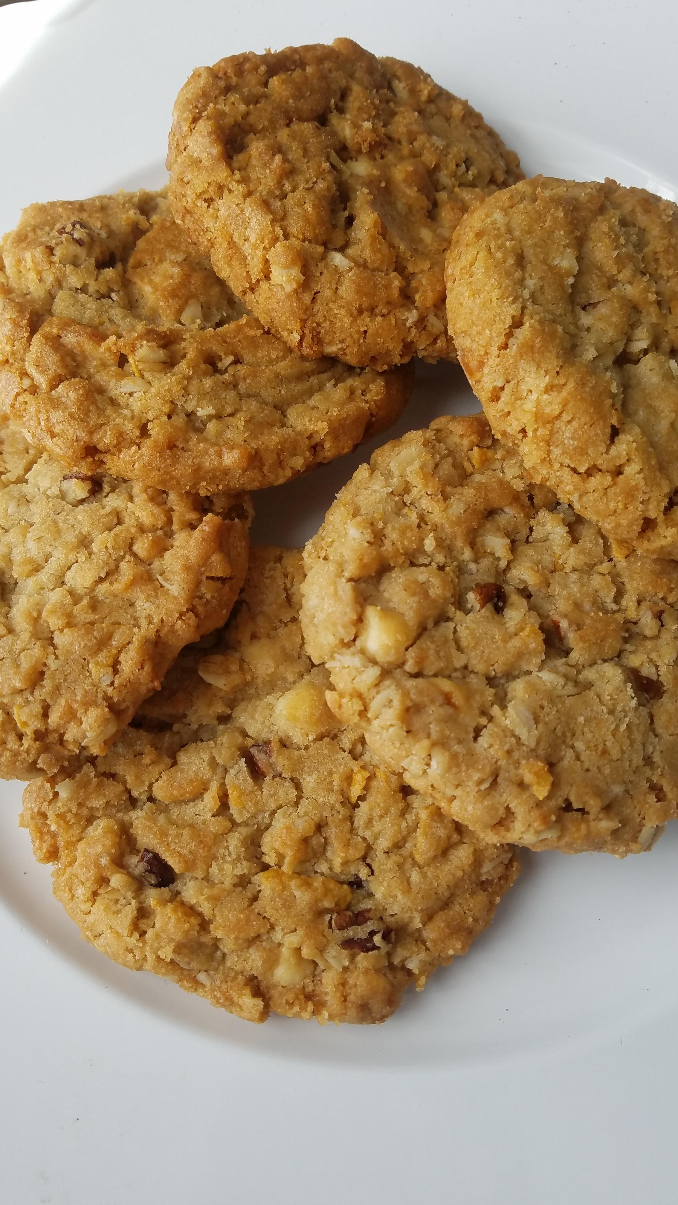 Pecan Sally Cookies