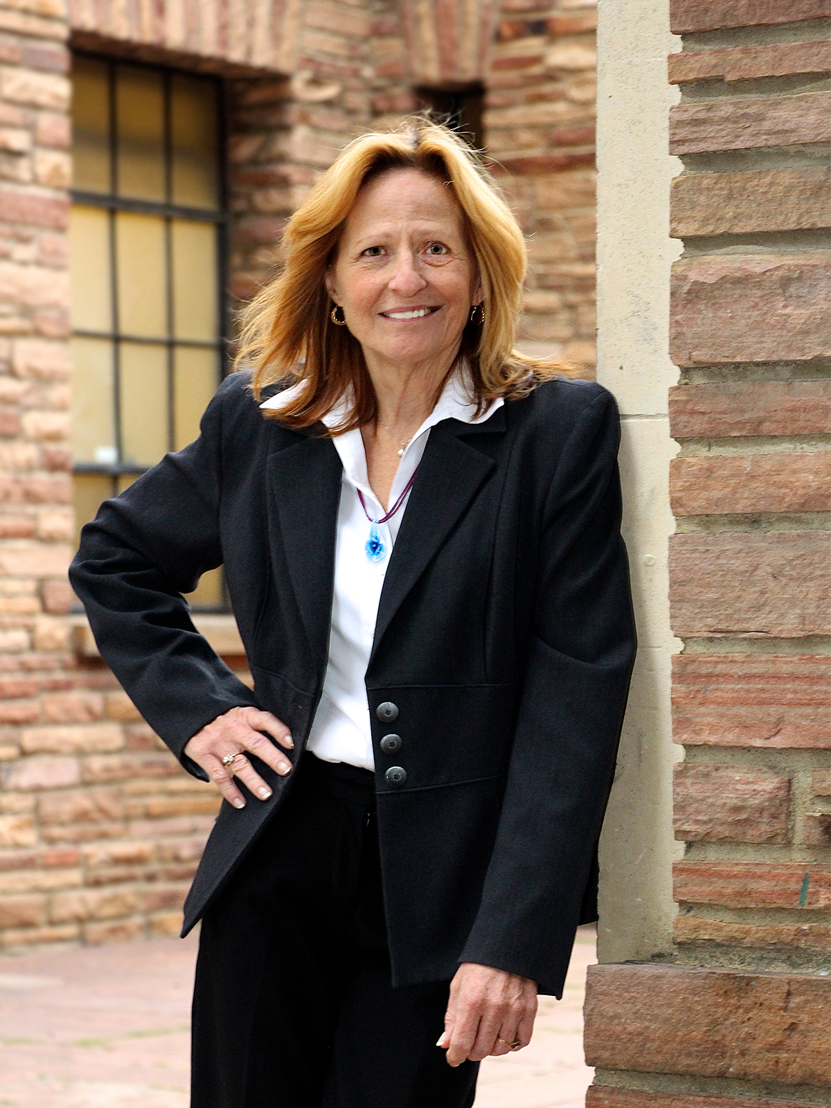 Susi Brunkhardt  - Principal and Founder