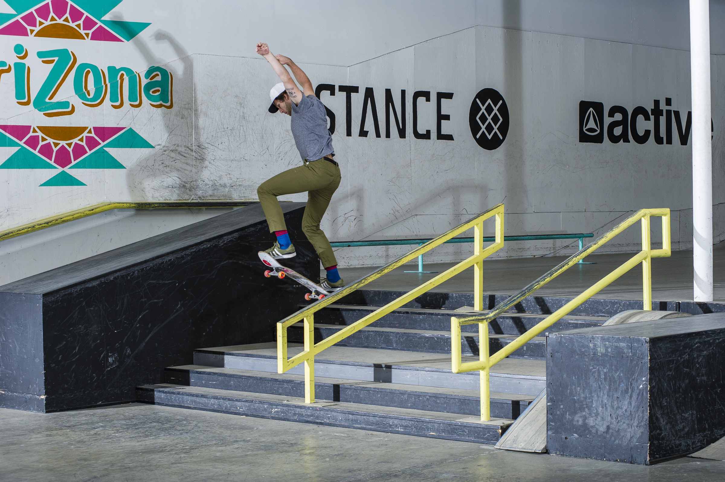 Josh Rowe - gap to firecracker
