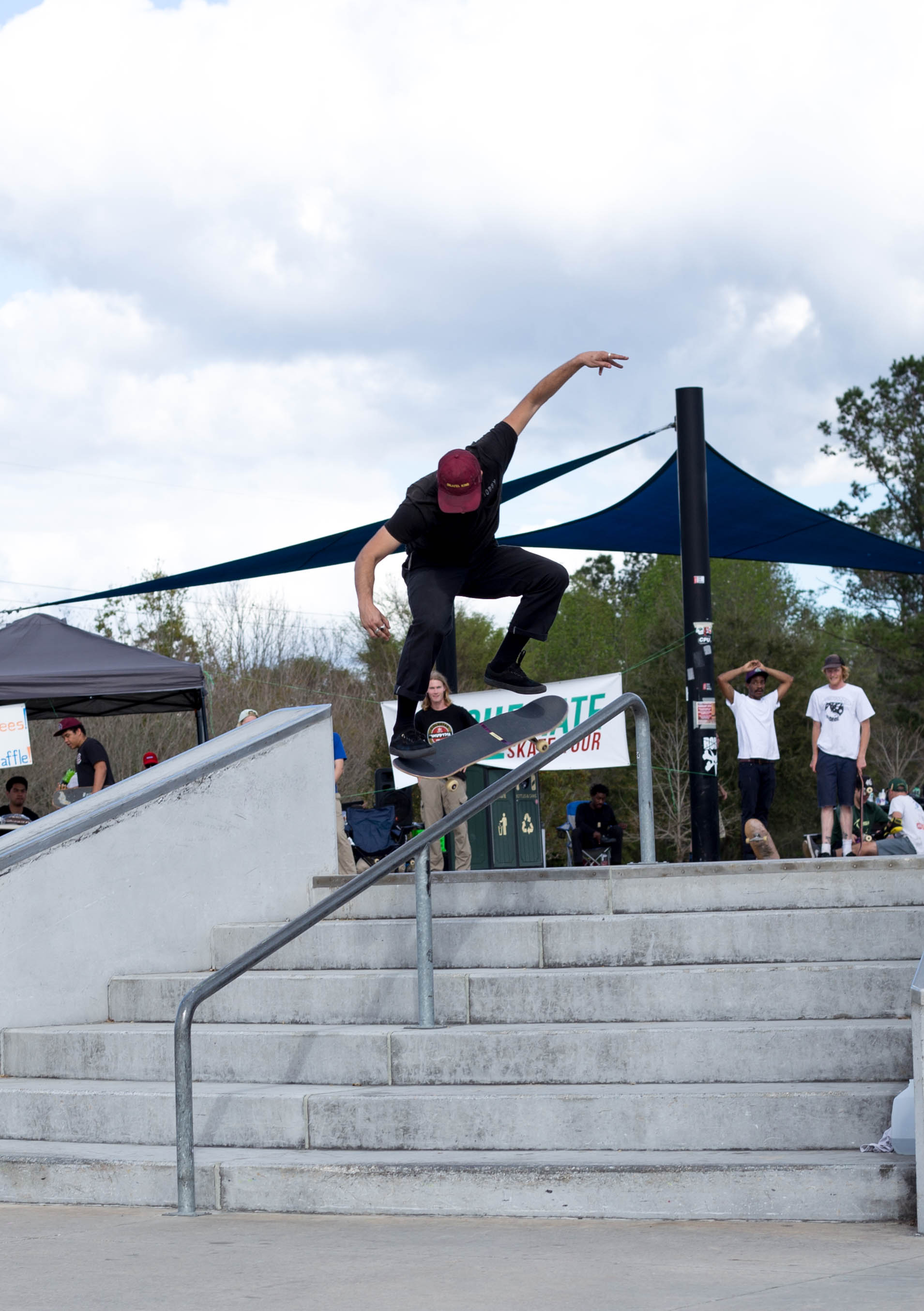 Big kickflip crook! John Belote