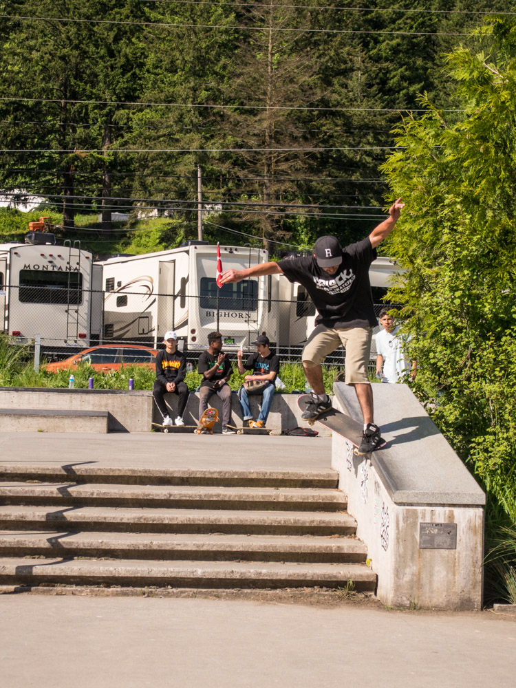 Rob Cabral - nollie 180 switch crook