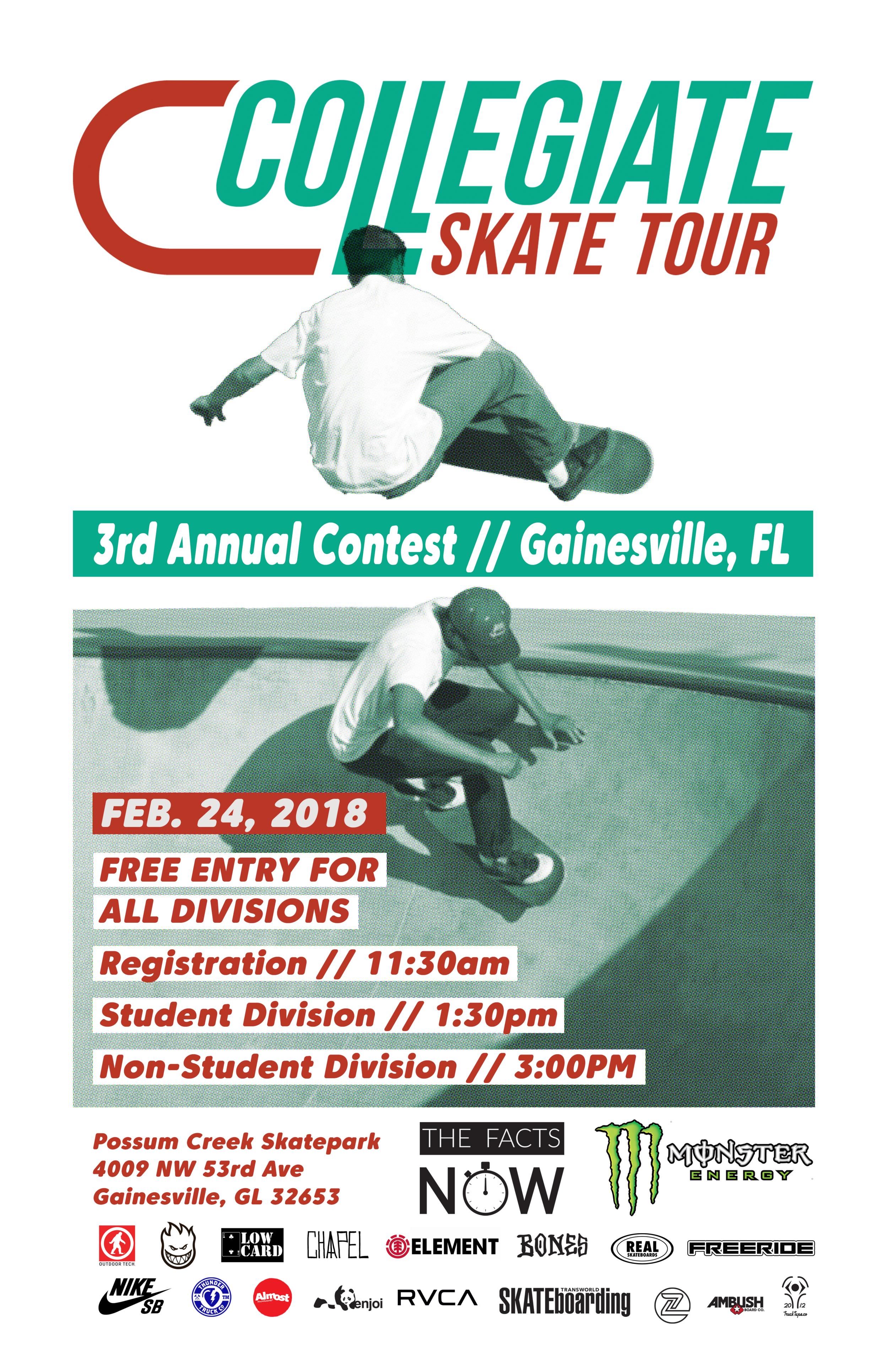 Gainesville, FL - 02/25/2018