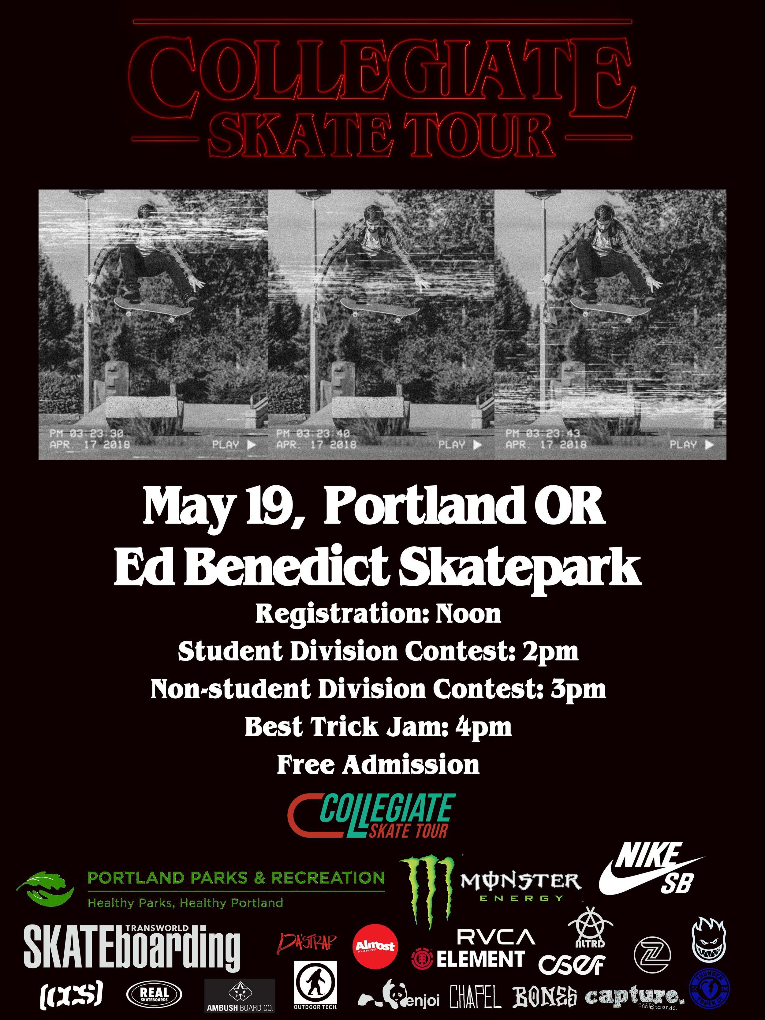 Portland, OR - 05/19/2018
