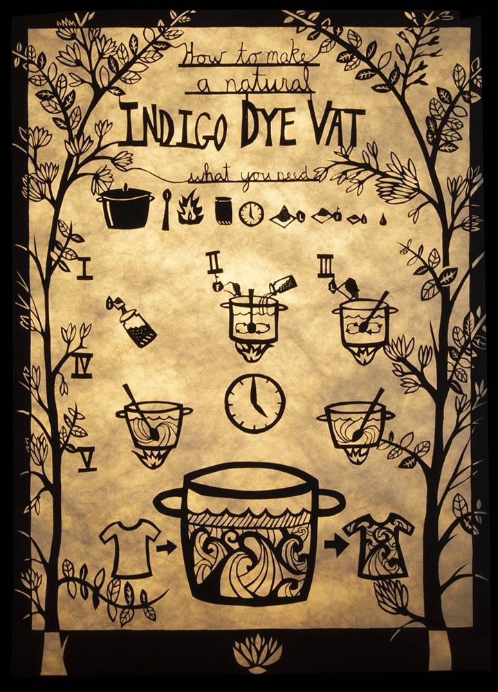 Indigo Dye Instructions