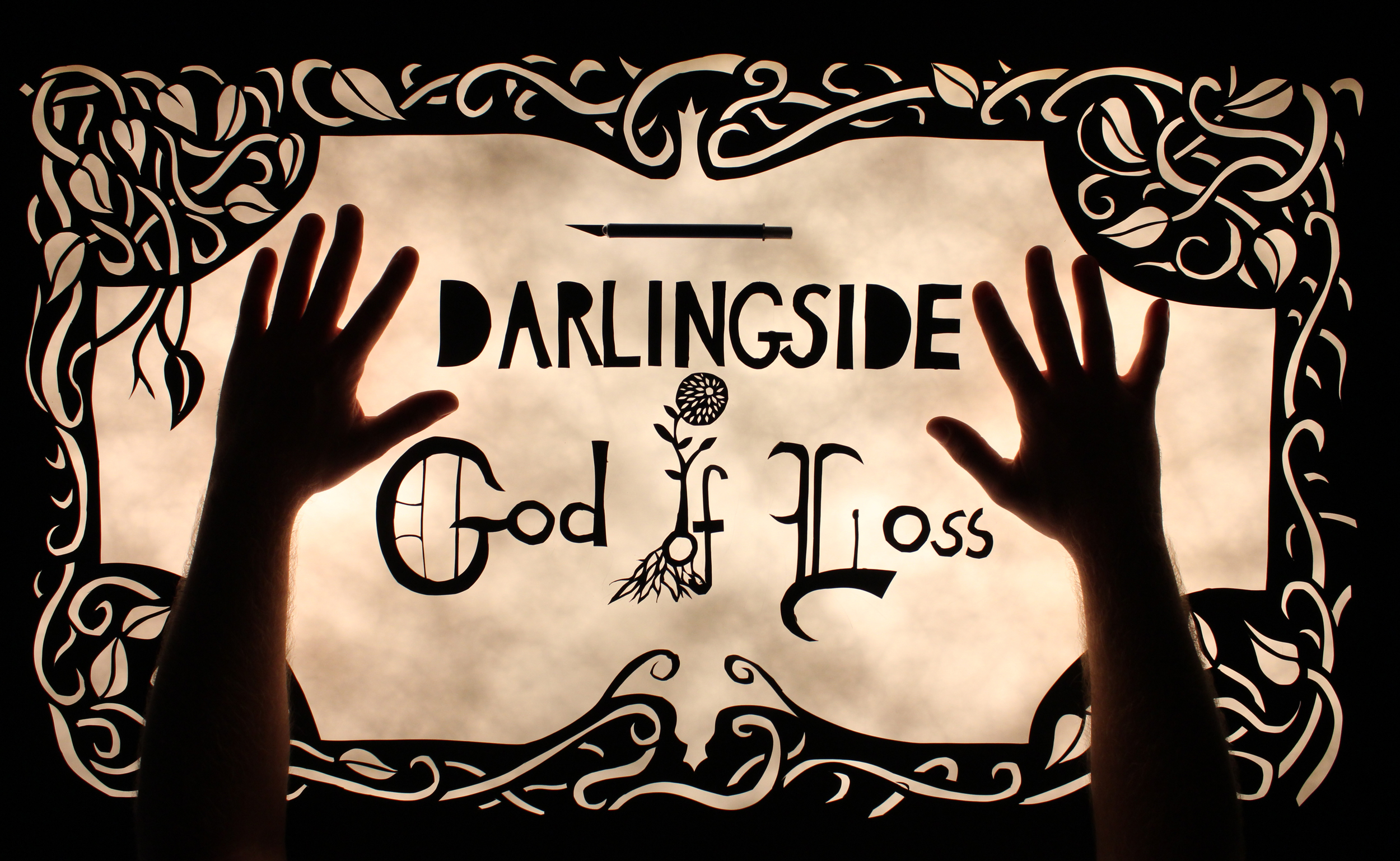 Title Shot to 'God of Loss' Music Video