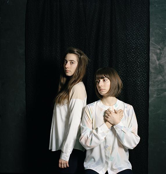 BUCKLEY_Hannah and Amy_Portrait..jpg