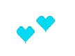 hearts-turqu