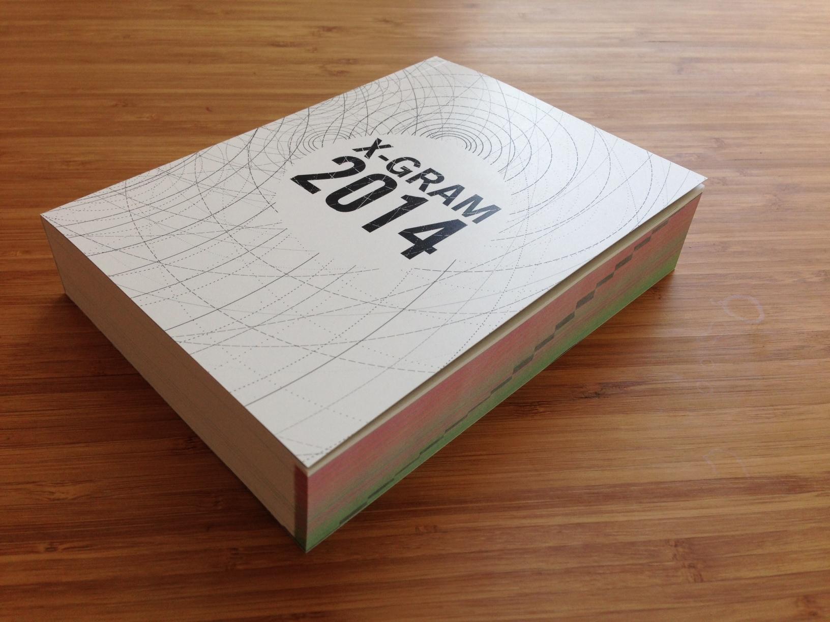 2014 X-GRAM, organized chronologically.