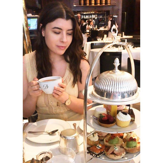 Tea time ✨