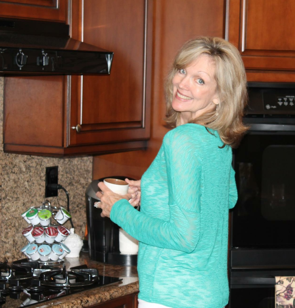 Sharon Kinney is another fan of Salad Joy
