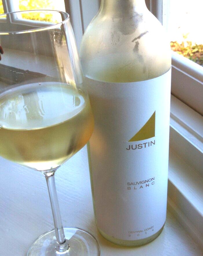 Serve Justin's Sauvignon Blanc as a great accompaniment