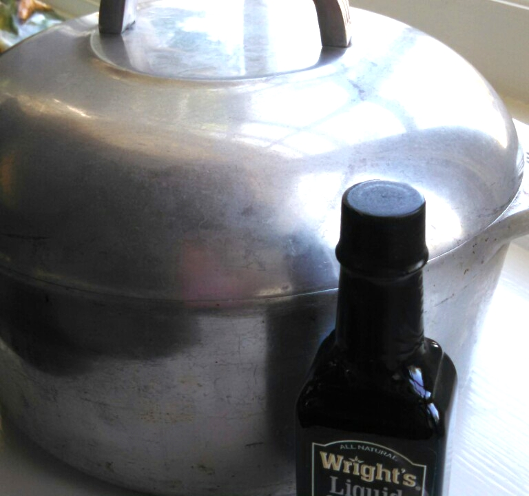 I love cooking soups stews and chili in my mother's ancient Magnalite heavy aluminum pot