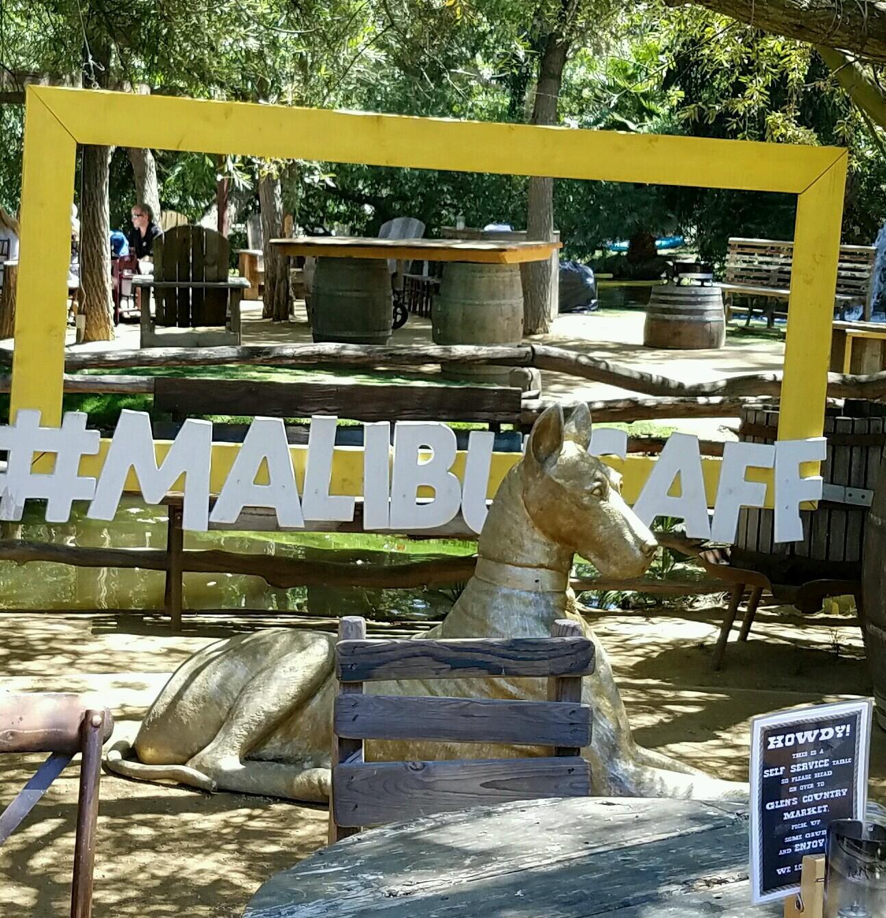 Malibu Cafe -- what a find!