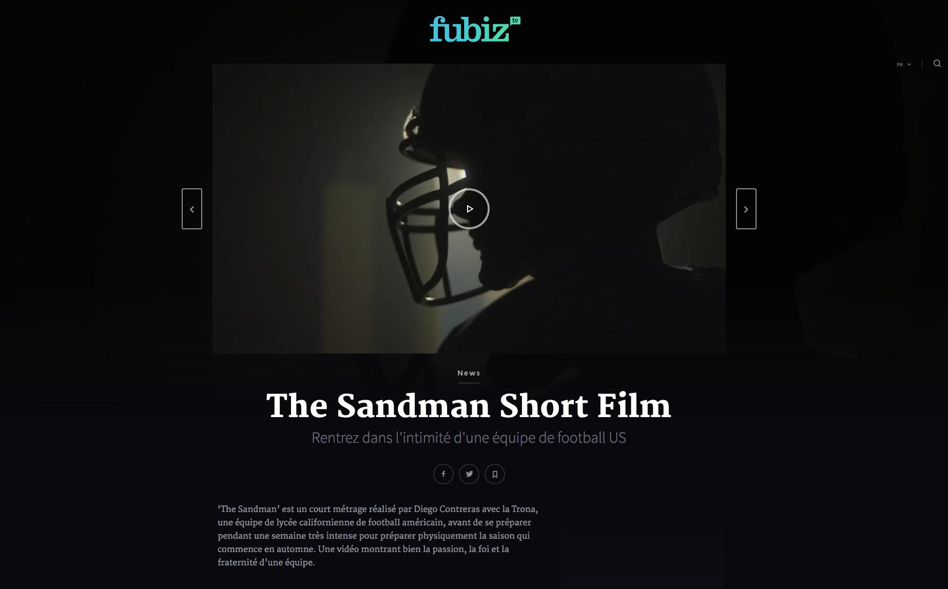 Featured on Fubiz.net (August 2015)
