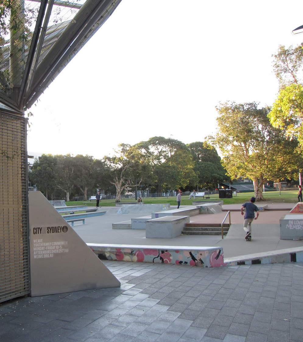 YOUTH AND SKATE FACILITIES STRATEGY  City of Sydney   Cred worked closely with City staff to develop the City's first Youth and Skate  ...more