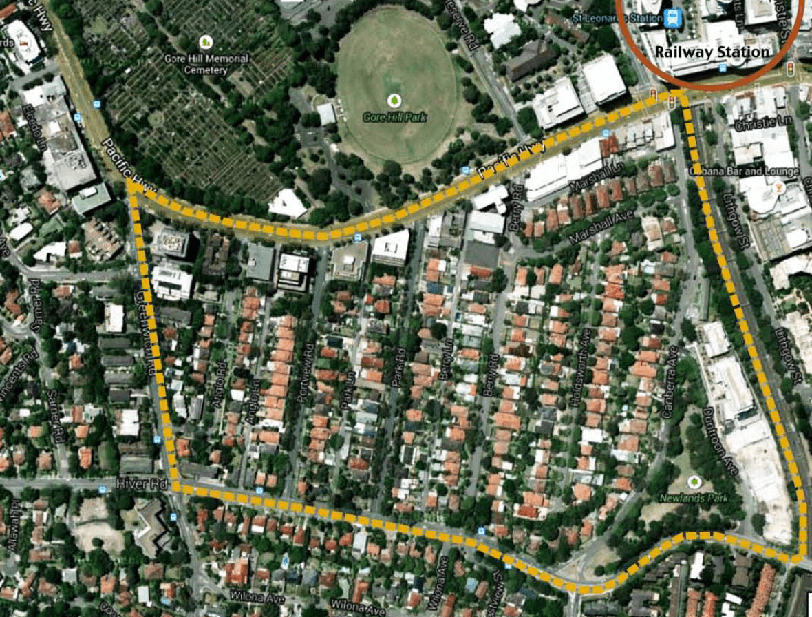 ST LEONARDS STAGE TWO COMMUNITY ENGAGEMENT    Lane Cove Council   Cred worked in partnership with Lane Cove Council to deliver the community ...more