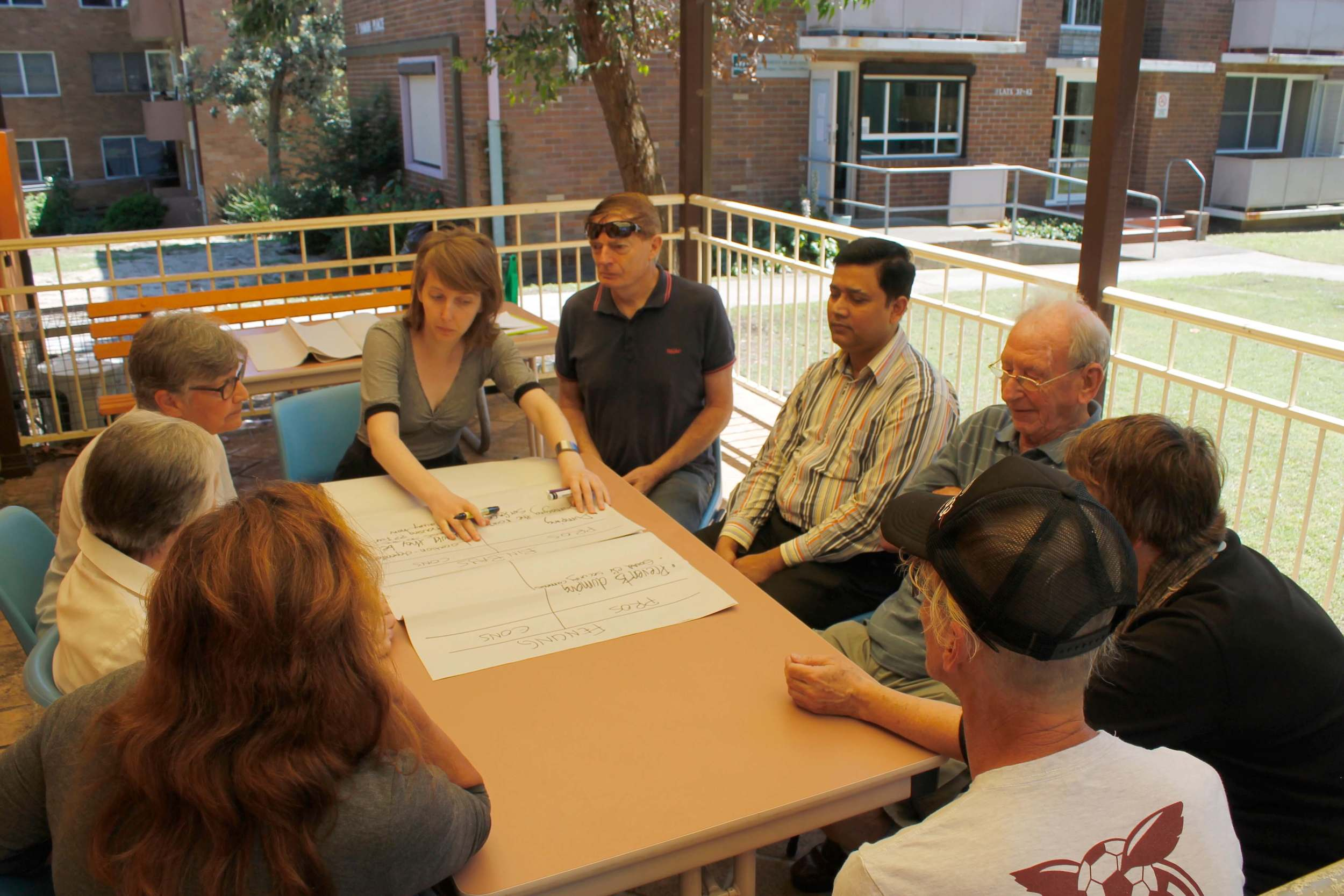 ESTATE PLANNING GUIDELINES  Bridge Housing   Cred worked with Bridge Housing to develop an Estate Housing Policy to ...more