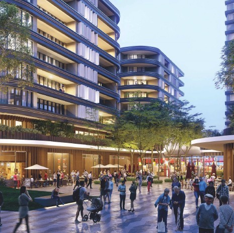 TELOPEA MASTERPLAN SOCIAL INFRASTRUCTURE PEER REVIEW    Land and Housing Corporation   Cred delivered a a peer review of the Social Infrastructure study for the Telopea  ...more