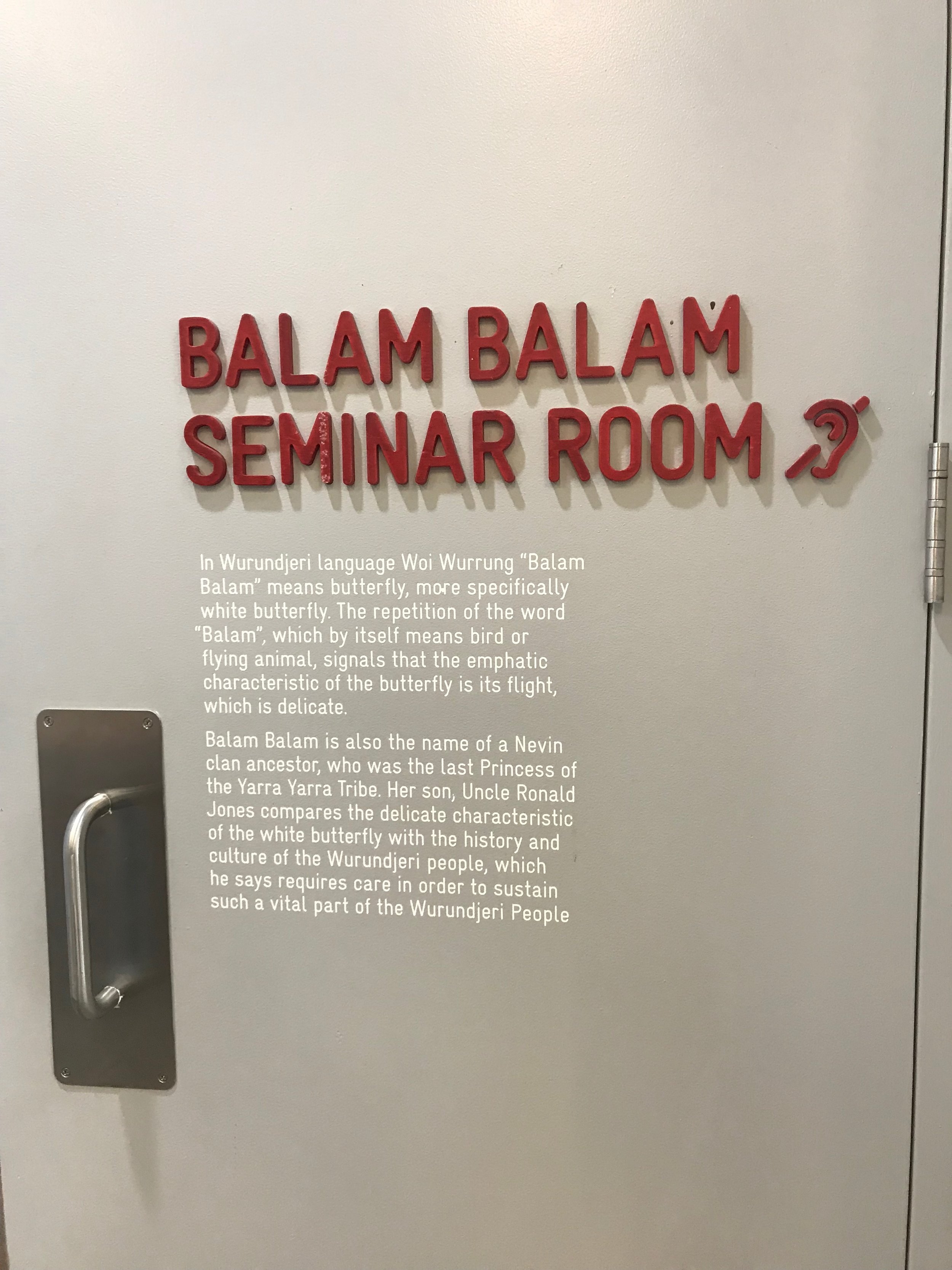 Fitting with the role of libraries in local studies, each room is named for and shares the story of a local historical figure.